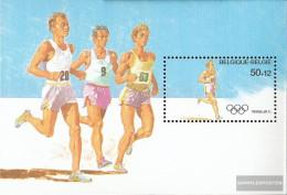 Belgium Block58 (complete Issue) Unmounted Mint / Never Hinged 1988 Marathonlauf - Blocks & Sheetlets 1962-....