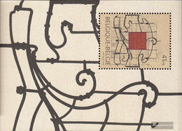 Belgium Block68 (complete Issue) Unmounted Mint / Never Hinged 1997 Museums - Blocks & Sheetlets 1962-....