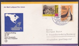 Equateur - Lettre - Equateur