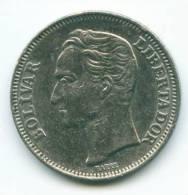 VENEZUELA - PIECE DE 2 BOLIVARes - 1967 - Venezuela