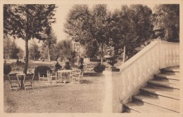 CPA - Capvern Les Bains -  Le Parc Du Casino - Frankrijk
