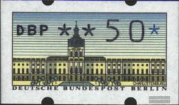 Berlin (West) ATM1, 0.50 Nominal Fine Used / Cancelled 1987 Automatenmarken - Usati