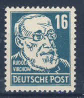 DDR Nr. 332 v a X II ** postfrisch