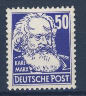 DDR Michel No. 337 v X I ** postfrisch