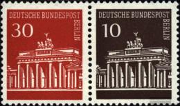 Berlin (West) W44 Unmounted Mint / Never Hinged 1970 Brandenburg Tor - [5] Berlin