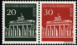 Berlin (West) Mi.-number.: W45 Unmounted Mint / Never Hinged 1970 Brandenburg Tor - [5] Berlin
