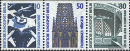 Berlin (West) W85 Unmounted Mint / Never Hinged 1989 Attractions - [5] Berlin