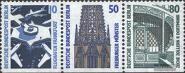 Berlin (West) W86 Unmounted Mint / Never Hinged 1989 Attractions - [5] Berlin