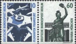 Berlin (West) W90 Unmounted Mint / Never Hinged 1989 Attractions - [5] Berlin