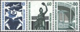 Berlin (West) W91 Unmounted Mint / Never Hinged 1989 Attractions - [5] Berlin