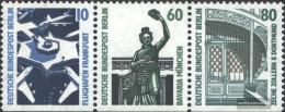 Berlin (West) W92 Unmounted Mint / Never Hinged 1989 Attractions - [5] Berlin