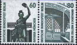 Berlin (West) W93 Unmounted Mint / Never Hinged 1989 Attractions - [5] Berlin