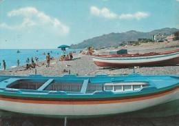 MESSINA - S. TERESA DI RIVA - SPIAGGIA - Messina