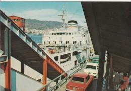 MESSINA - IMBARCADERO -  TRAGHETTI - Messina