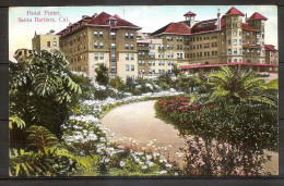 United States - Hotel Potter ,Santa Barbara,California