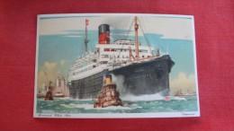 Cunard White Star  Lamaria ------------   ------    1861 - Postcards