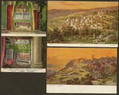 3 CPA De Betléem Bethany Béthléhem - Palestine