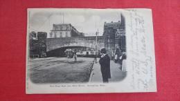 Massachusetts> Springfield  Rail Road Arch over Main Street----- ----1861