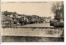 15 Aurillac * Le Barrage, Promenade Du Barra * Très Belle CPA - Aurillac