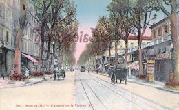 (06) Nice - Avenue De La Victoire - 2 SCANS - Non Classés