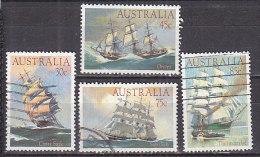 PGL CN410 - AUSTRALIE AUSTRALIA Yv N°857/60 - Used Stamps