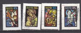PGL CN420 - AUSTRALIE AUSTRALIA Yv N°875/79 (-876) - Used Stamps