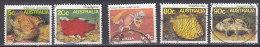 PGL CN472 - AUSTRALIE AUSTRALIA Yv N°911/15 - Used Stamps