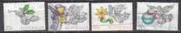 PGL CN485 - AUSTRALIE AUSTRALIA Yv N°927/30 - Used Stamps