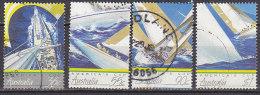PGL CN606 - AUSTRALIE AUSTRALIA Yv N°986/89 - 1980-89 Elizabeth II