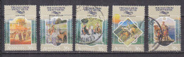 PGL CN639 - AUSTRALIE AUSTRALIA Yv N°1007/11 - 1980-89 Elizabeth II
