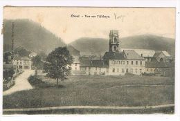 CPA (88) ETIVAL - Vue Sur L´Abbaye  -(004) - Etival Clairefontaine