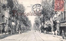 (06) Nice - Avenue De La Gare - 2 SCANS - Non Classés