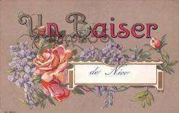 (06) Nice - Un Baiser - 2 SCANS - Non Classés