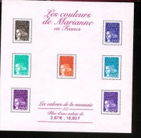 France BF  41  Marianne En Francs Neuf ** TB MNH Sin Charnela Faciale 2.87 - Ungebraucht