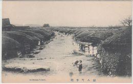 25364g COREE Du SUD - COREA -  Korean-Town - Korea (Zuid)