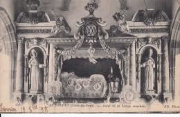 Cp , 22 , PLOULEC'H , La Chapelle Notre-Dame Du Yaudet , Autel De La Vierge Couchée - Other Municipalities