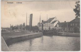25399g  ECLUSE - Humbeek - 1909 - Grimbergen