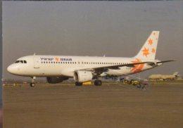 Airbus A320-221 Aircraft ISRAIR AIRLINES YL-LCB AIR  A 320  Avion Aviation Aiplane A-320 Luft - 1946-....: Moderne