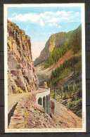 United States - Golden Gate Canyon,Yellowstone Park - Yellowstone