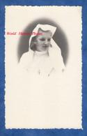 Image Ancienne Avec Photo - BOURG En BRESSE - Communion De Myriam VERVIER - Confirmée Par Mgr FOURREY Eveque De Belley - Documenti Storici