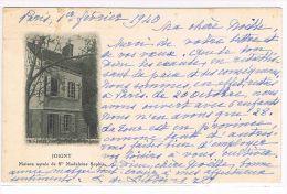 CPA (89) JOIGNY - Maison Natale De Ste Madeleine Sophie - (010) - Joigny