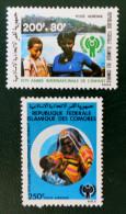ANNEE INTERNATIONALE DE L'ENFANT 1979 - NEUFS ** - YT PA 164/65 - MI 566/67 - Comores (1975-...)