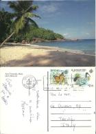 SEYCHELLES  TAKAMAKA   Mahé  Nice Stamps - Seychelles