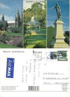 AUSTRALIA   ADELAIDE  St.Peters  Elder Park  William Light - Adelaide