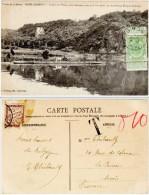 Vallée De La Meuse - Heer Agimont - Le Bac Du Prince ... (timbre Taxe Au Verso) - Belgique