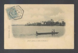 *Petit Lahou* Reg. Lagunes. Ed. Collection Eug. Aubert. Circulada, Ver Matasellos. - Costa De Marfil