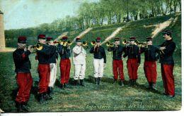 N°43221 -cpa Infanterie -école Des Clairons- - Regiments