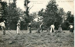 N°43222 -cpa La Récolte Des Foins - Cultures