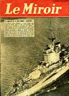 Guerre 39-45 Le Miroir N° 34 Du 21 Avril 1940 - Livres, BD, Revues