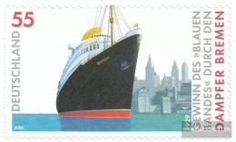 FRD (FR.Germany) 2417 (complete Issue) Selbstklebende Issueabe Unmounted Mint / Never Hinged 2004 Blue Tie - Unused Stamps